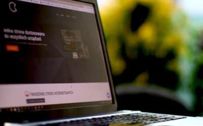 Cennik stron internetowych