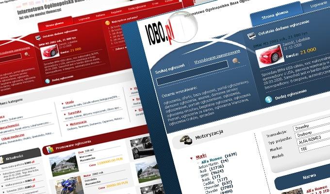 IOBO - Internetowa Ogólnopolska Baza Ogłoszeń