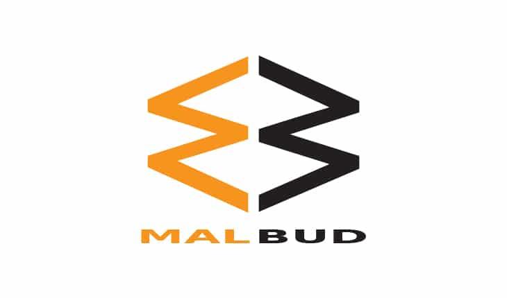 Logo dla firmy budowlanej MalBud