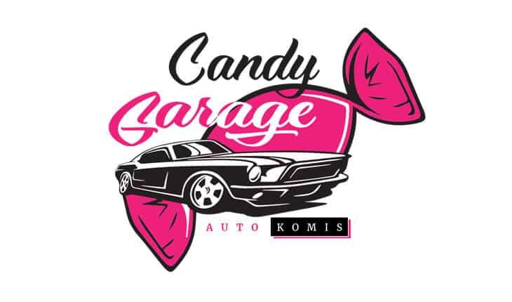 Candy Garage - LOGO