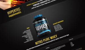 HYPERTEC SUPPLEMENTS