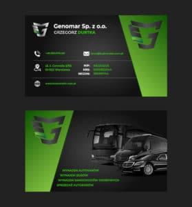 Wizytówka BusTransfer
